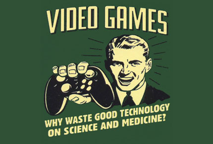 technology on video games
